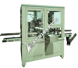 Automatic Rotary Bottle Filling & Capping Machines