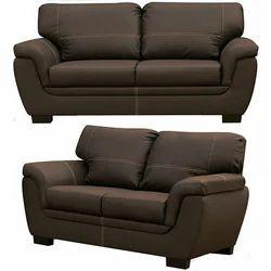 Faux Leather Designer Sofa
