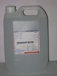 deionized water manufacturer