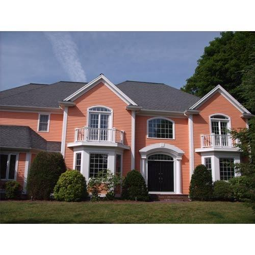 Emulsion paints exterior paint manufacturer from mumbai for Berger paints exterior house colors