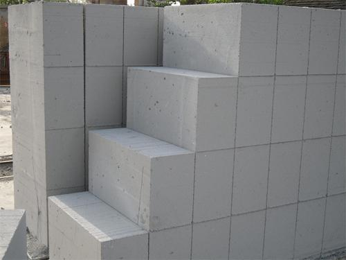 Foam Concrete Blocks Images