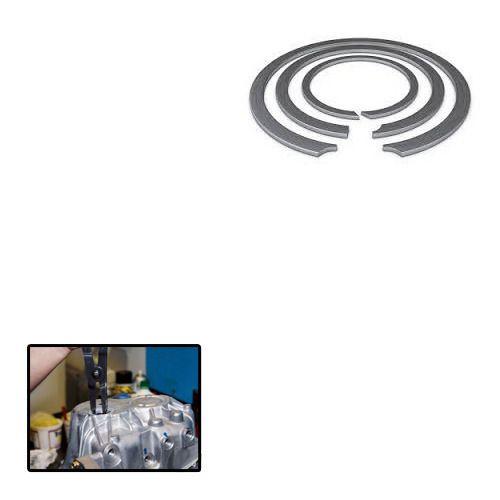 Snap Ring For Transmission Manufacturer From Mumbai