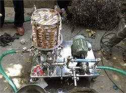 Machining Oil Filtration Machine