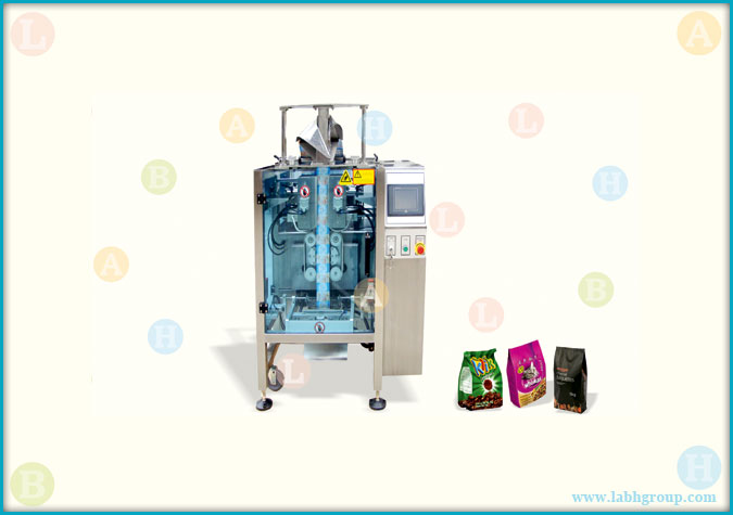 Automatic Four Corner Pouch Packaging Equipment