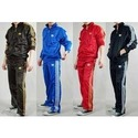 Colored Track Suits