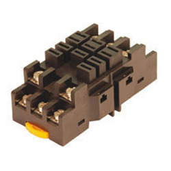 Sockets Accessories DIN Rail Mounting Sockets