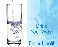 alkaline water with 10 ph