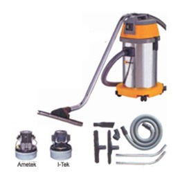 Crv 30 Ltr Stainless Steel Wet & Dry Vacuum Cleaner
