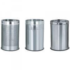 ss stainless steel dustbin