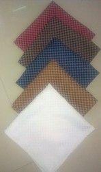 Banquets Cloth Napkins -Polycot Checks Fabric