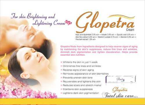 Skin Brightening And Lightening Cream