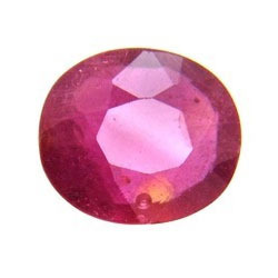5.25 Ratti+ Certified Natural Ruby Gemstone From Gurgaon