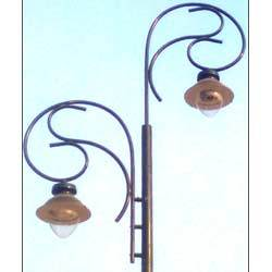 Manufacturer of Decorative Pole Lights Casted Pole Light by