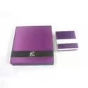 Jewellery Paper Box Double Colour Display