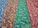 Kalamkari Prints on Chiffon Fabric