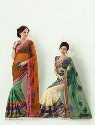 Colorful Designer Fashionable Sarees