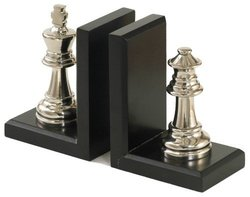 Chess Bookend