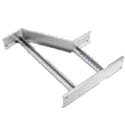 Right Hand Reducer Ladder Cable Tray