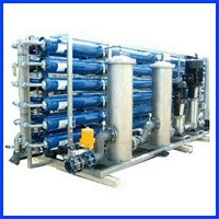 Water Treatment Plant Fabrication Services
