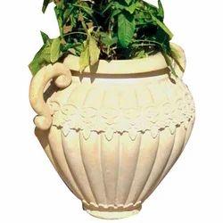Garden Marble Pots