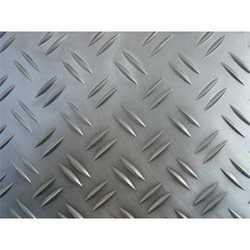 Stainless Chequered Plates