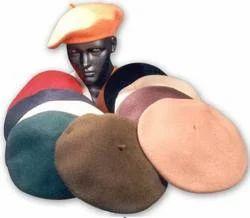 woolen berets caps
