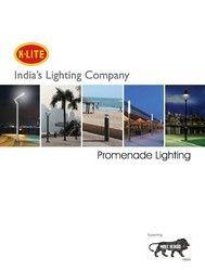 Promenade Lighting