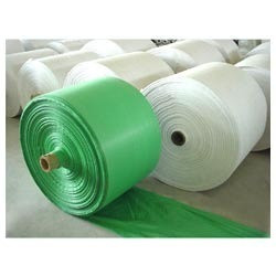 HDPE / PP Woven Fabrics with Single Color