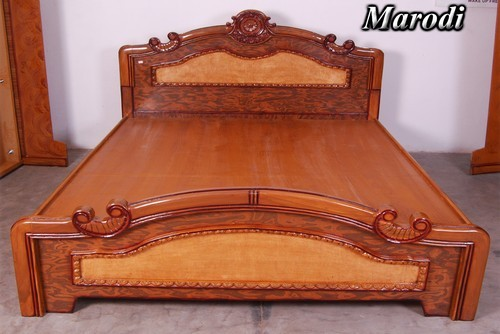 Wooden Cot Marodi Model Wooden Cot Manufacturer From
