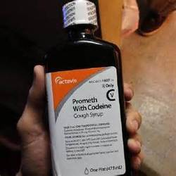 Actavis Promethazine With Codeine Purple Cough Syrup