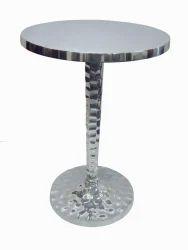 Aluminum Corner Table