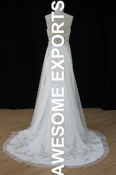Bridal Gown Embroidery