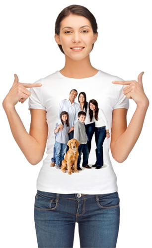 T Shirt Photo Printing Services