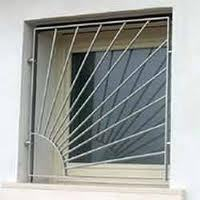 Metal grills ss window grills manufacturer from pune for Balcony safety grill designs