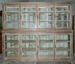 Sliding Door Hutch Cabinet