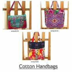 Cotton Handbag