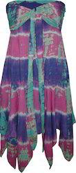 Women Designer Tie Dye Dress