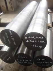 EN 31 Peeled & Ground Steel Round Bars