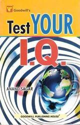Test Your I.Q. Book