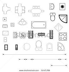 interior design symbols photolexnet