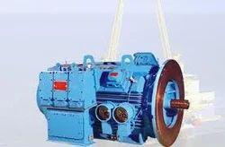 AC HV motors