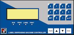 Label Dispensing Controller