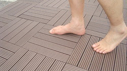 Patio Deck Tiles
