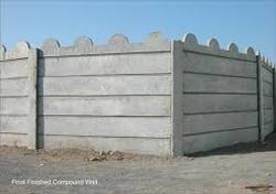 RCC Ready Made Precast Compound Wall