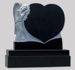 Monument Stone Angel Design