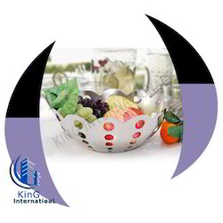 Stainless Steel Fruit Baskets