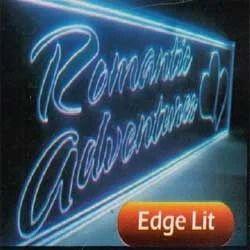Edge Lit Signage