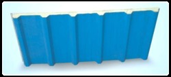 Steel / Stainless Steel Polyurethane Foam PUF Panels