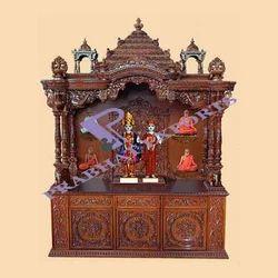 室内布朗斯瓦米纳拉扬寺,为家