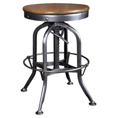 Vintage Industrial Furniture Vintage Industrial Stool  : vintage industrial stool 500x500 from www.indiamart.com size 500 x 500 jpeg 34kB
